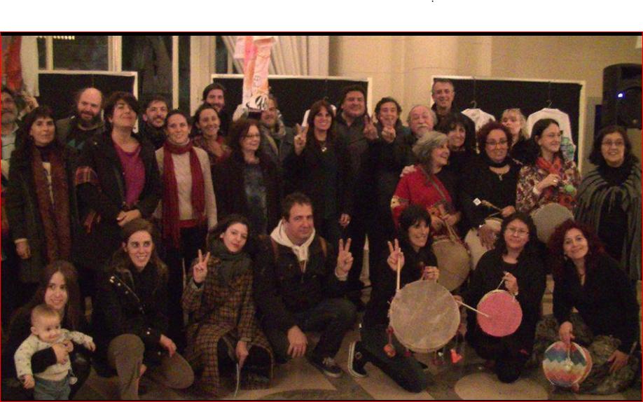 La Piel de la Escuela Pública en La Legislatura de la Ciudad de Buenos Aires - agosto 2016