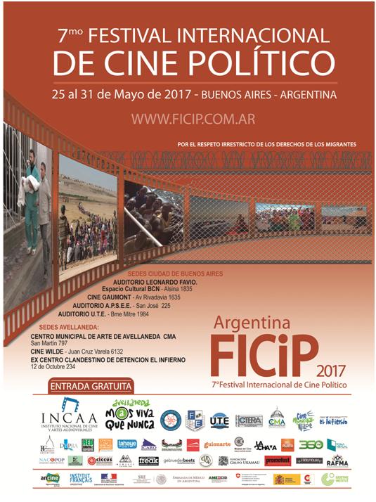 Festival Internacional de Cine Politico en UTE - mayo 2017