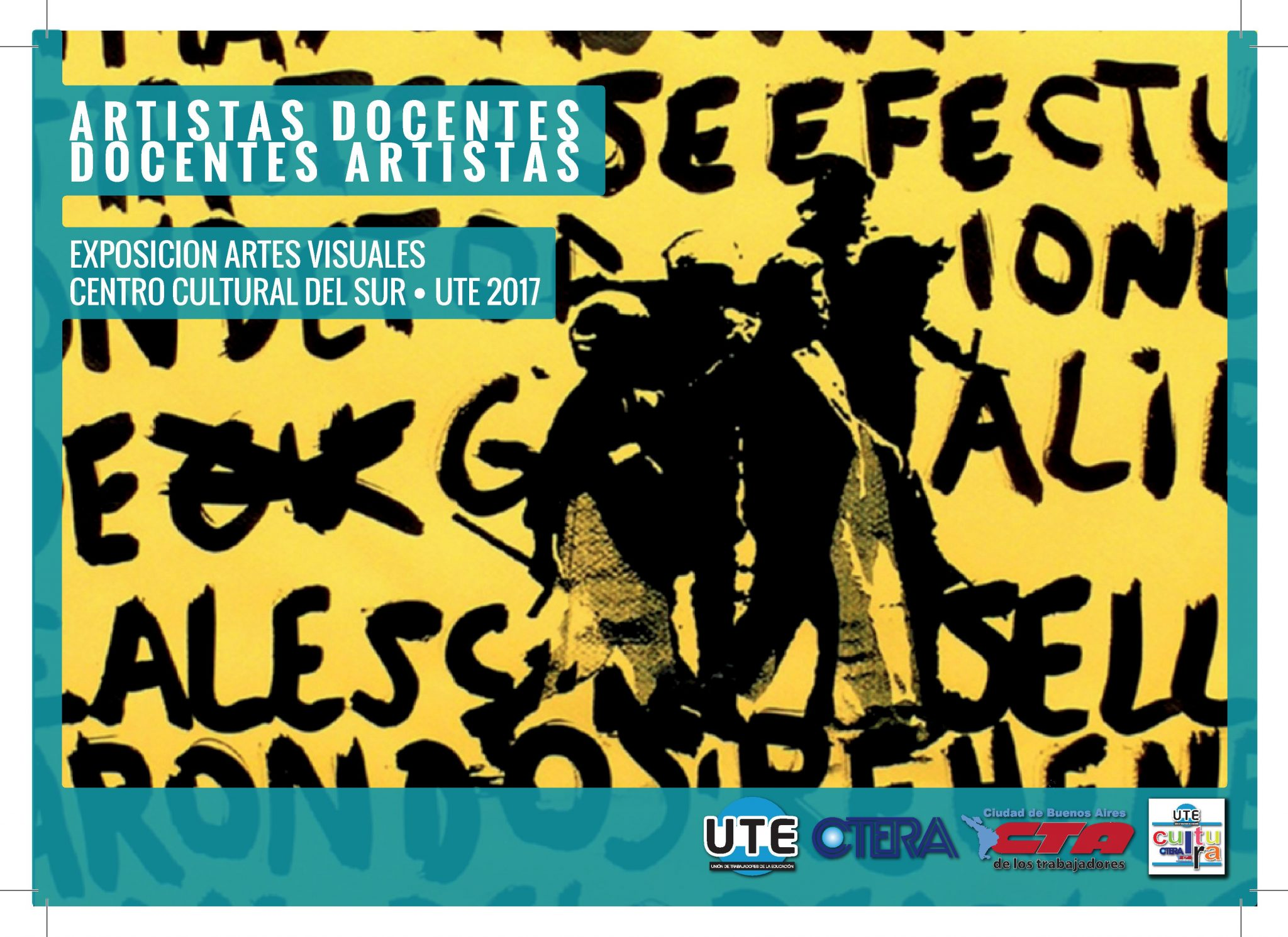 Exposicion Artes Visuales. Centro Cultural Del Sur. UTE - 2017