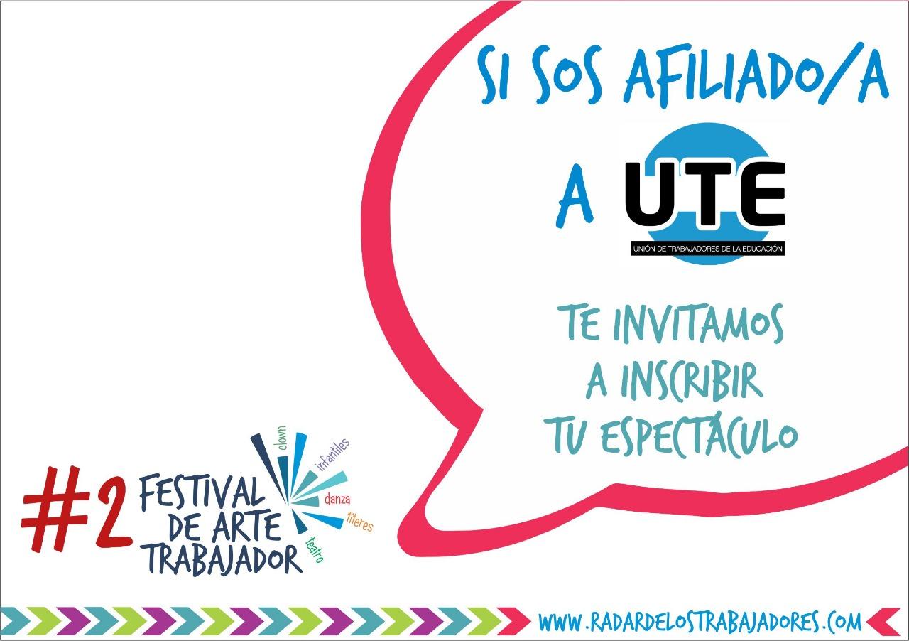 Convocatoria II Festival de Arte Trabajador 2018