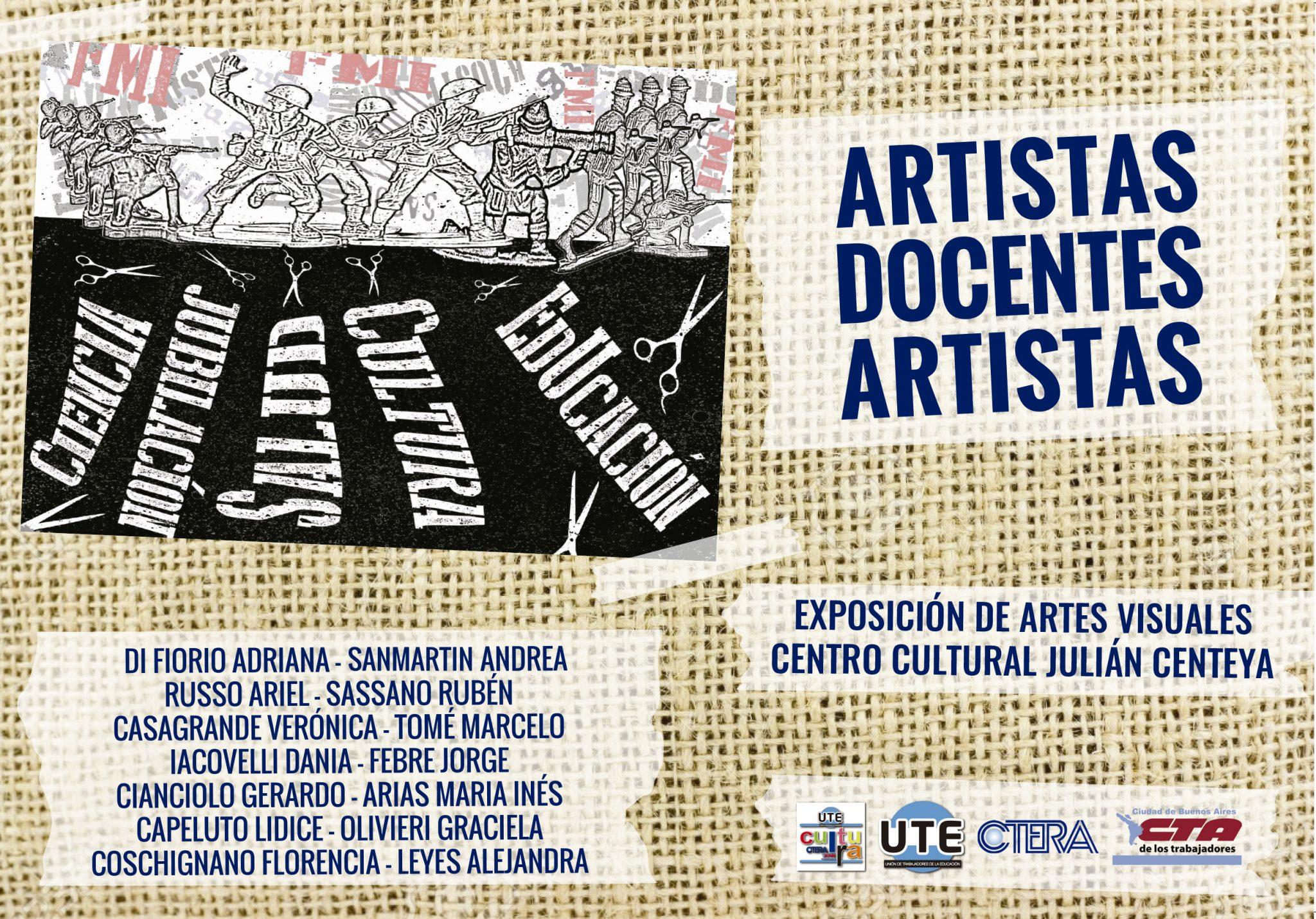 Resistencias II - Exposición de Artes Visuales