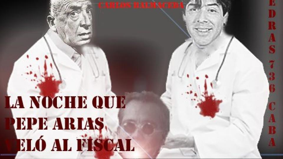 Censura e intimidación a la obra de Teatro: La noche en que Pepe Arias veló al fiscal.