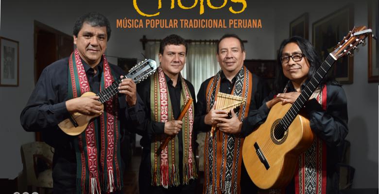 Los Cholos en UTE - JUEVES 19 de septiembre 20.30hs - A LA GORRA