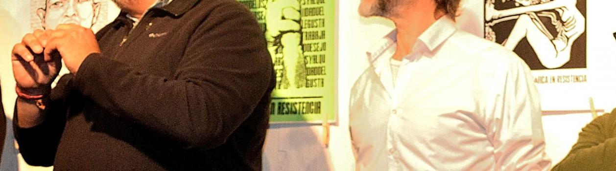 DIGNIDAD II – Inauguración de Exposición de artes visuales – Artistas docentes.