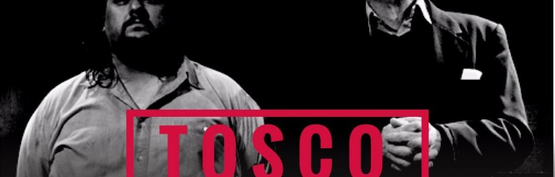 NUEVA FUNCION de TOSCO, la obra de Teatro en UTE.  JUEVES 9 de Noviembre a las 20,30hs.
