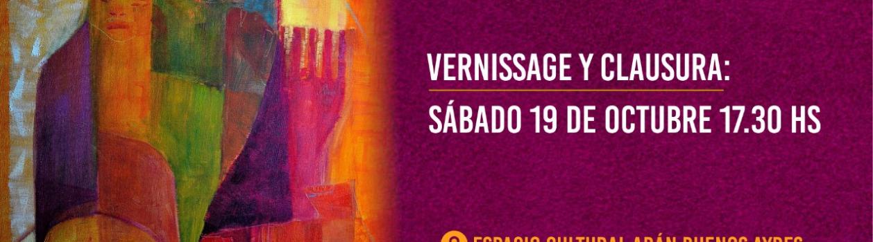 DIGNIDAD III – Muestra de artistas visuales docentes – Del 14 al 19 de Octubre