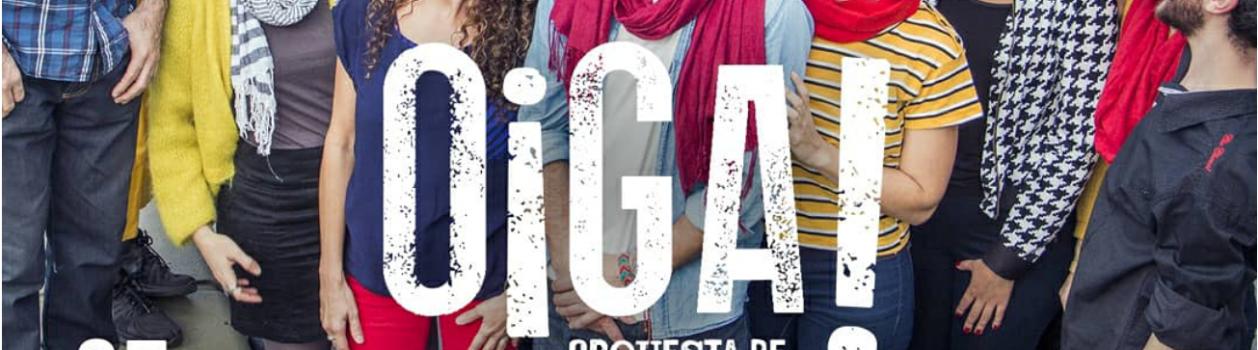 OIGA! en BUENOS AYRES CLUB – Viernes 7 de Septiembre – 20hs. Afiliadxs a UTE-Ctera 2×1
