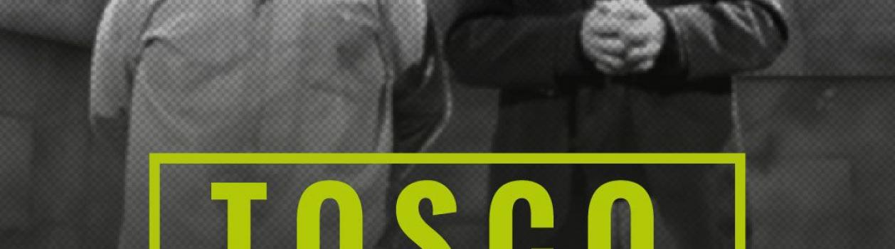 TOSCO, la obra teatral. Viernes 27 de Octubre en UTE