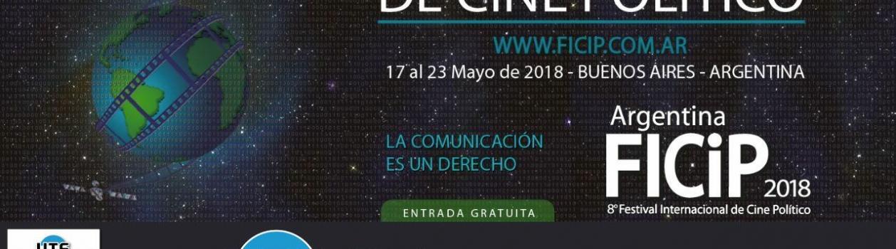 8vo Festival Internacional de Cine Político en UTE.