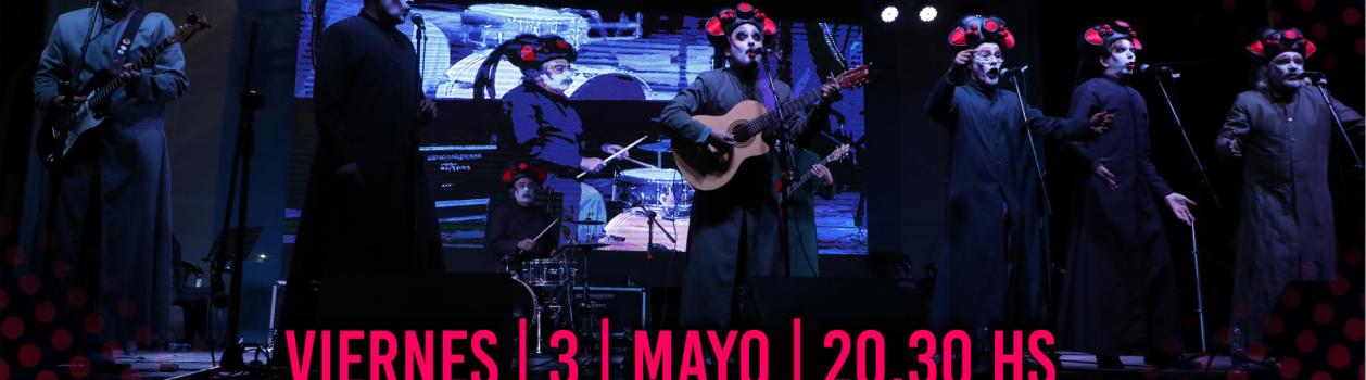 ESA TE LA DEBO  (Música, política y humor) – Viernes 3 de Mayo en UTE