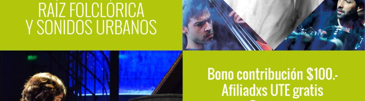 MÚSICA EN EL AUDITORIO Aguas Buenas  //  Candelaria Quiñones. Raíz folclórica y sonidos urbanos