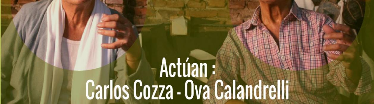 El Acompañamiento de Carlos Gorostiza en UTE – Viernes 8 de Junio – 20:30hs A la gorra!