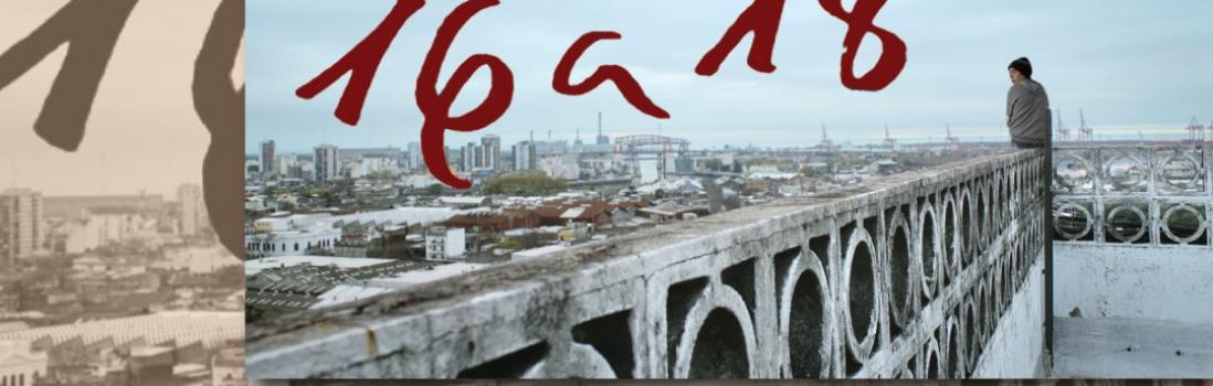 """""""16 a 18"""" de Daniel Samyn en UTE – Jueves 25 de Octubre a las 19:30hs – A LA GORRA"""
