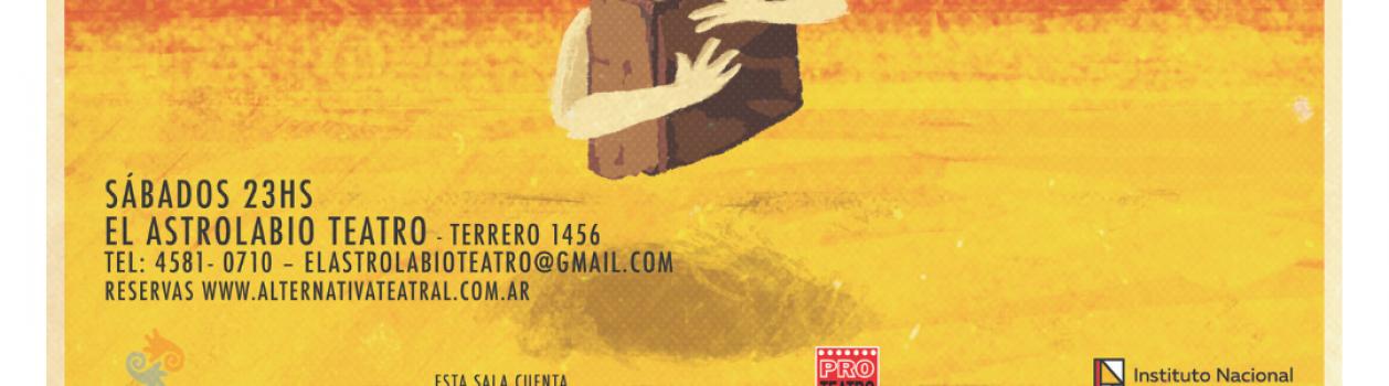 SIMULACRO de Andrea Ojeda – Dirección: Diego Cazabat – 2×1 para afiliadxs a UTE